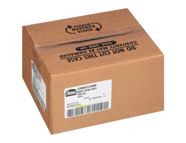 Heinz Single Serve Steak Sauce Packet, 12 gram -- 200 per case