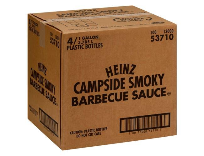 Campside Barbecue Sauce,1 Gallon --  4 Case
