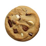 Otis Spunkmeyer Thaw and Serve Triple Chocolate Chip Cookies, 1.88 Ounce -- 112 per case.