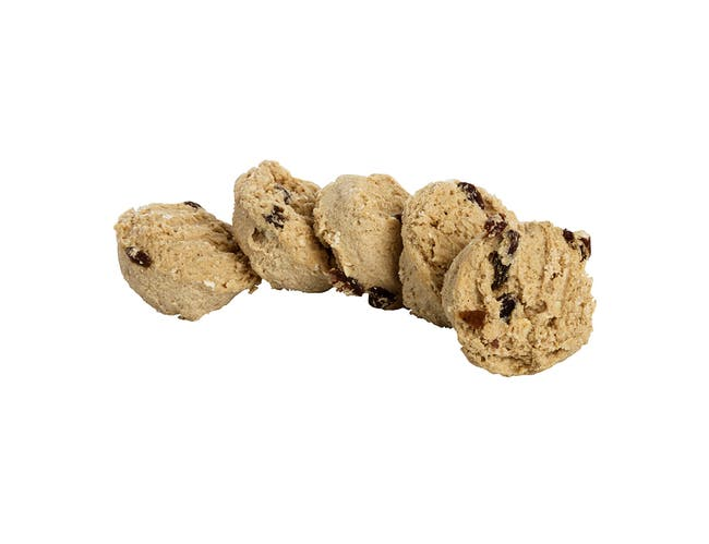 Otis Spunkmeyer Value Zone Oatmeal Raisin Cookies Dough, 1 Ounce -- 320 per case.