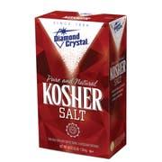Diamond Crystal Kosher Salt - 3 lb. box, 12 per case