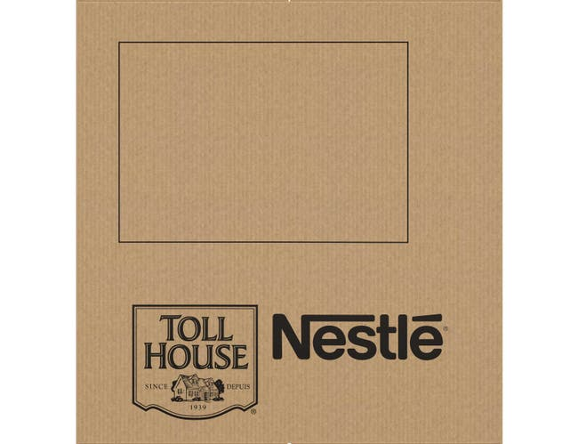 Nestle Toll House Macadamia Nut with White Chocolate Morsels Cookies, 2 Ounce -- 120 per case.