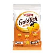 Goldfish Cheddar Crackers, 2.25 ounce -- 72 per case