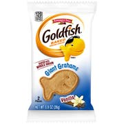 Pepperidge Farm Goldfish Vanilla Giant Graham Snacks, 0.9 Ounce -- 300 per case.