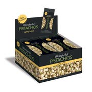 Wonderful Roasted Lightly Salted Pistachio, 5 Ounce -- 24 per case.