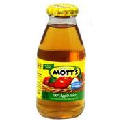 Apple Single Serve Juice 24 Bottle 10 Ounce