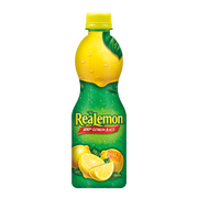 Realemon Bottle Juice 12 Case 8 Ounce