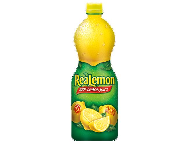 Realemon Bottle 12 Case 32 Ounce