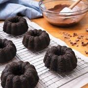 New Day Chocolate Mini Bundt Cake, 3 Ounce -- 24 per case
