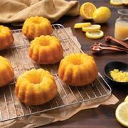 New Day Lemon Mini Bundt Cake, 3 Ounce -- 24 per case
