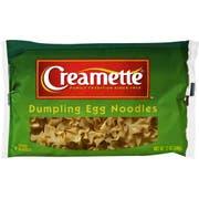 Creamette Dumpling Egg Noodles, 12 Ounce -- 12 per case.