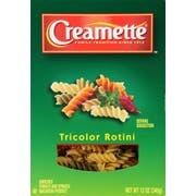 Creamette Tri Color Rotini, 12 Ounce -- 12 per case.
