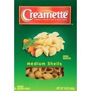 Creamette Medium Shells Pasta, 16 Ounce -- 12 per case.