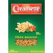 Creamette Elbow Macaroni Pasta, 32 Ounce -- 12 per case.