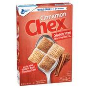 Chex Cinnamon Cereal, 12 Ounce -- 6 per case