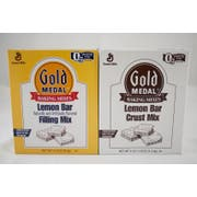 Gold Medal Lemon Bar Mix, 4.1 pound -- 6 per case