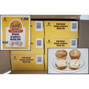 Gold Medal Orange Cranberry Muffin Mix 6 Case 5 Pound