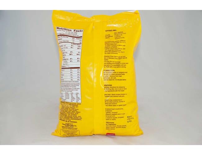 Betty Crocker Chicken Flavor Stuffing 4 Case 3.61 Pound