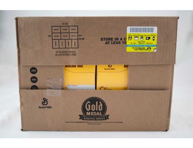Gold Medal Buttermilk Biscuit Mix 6 Case 5 Pound