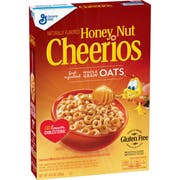 Honey Nut Cheerios Oats, 10.8 Ounce -- 12 per case.