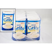 General Mills White Corn Quick Grits, 5 Pound -- 8 per case.
