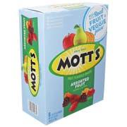 Motts Assorted Fruit Snacks, 40 Ounce -- 6 per case