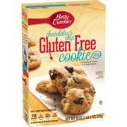 Betty Crocker Gluten Free Chocolate Chip Cookie Mix, 19 Ounce -- 6 per case.