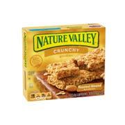 Nature Valley Crunchy Roasted Almond Granola Bar, 8.9 Ounce -- 12 per case.