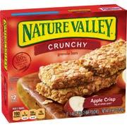 Nature Valley Apple Crisp Granola Bar, 8.9 Ounce -- 12 per case.