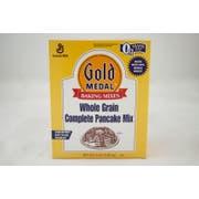 General Mills Gold Medal Whole Grain Complete Pancake Mix, 5 Pound -- 6 per case.
