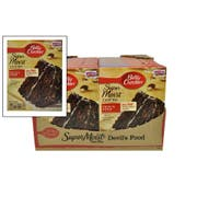 Betty Crocker SuperMoist Devils Food Cake Mix, 15.25 Ounce -- 12 per case.