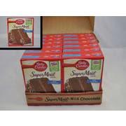Betty Crocker Supermoist Milk Chocolate Cake Mix, 15.25 Ounce -- 12 per case