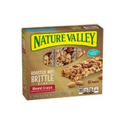 Nature Valley 1.2 Ounce Almond Crunch Roasted Nut Crunch Bar, 6 count per pack -- 12 per case.