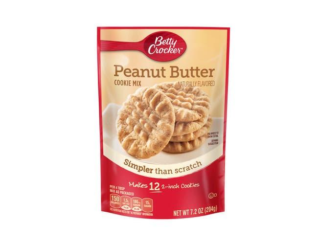 Betty Crocker Chocolate Chip Cookie Mix, 7.5 Ounce -- 9 per case.