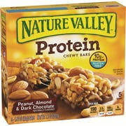 Nature Valley Peanut Almond and Dark Chocolate Protein Bar, 7.1 Ounce -- 12 per case.