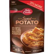 Betty Crocker Homestyle Sweet Potato Mashed Potatoes, 5.6 Ounce -- 7 per case.
