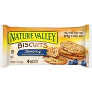 Nature Valley Blueberry Breakfast Biscuits, 8.85 Ounce -- 12 per case.