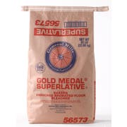 General Mills Bleached Bromated Enriched Malted Superlative Flour, 50 Pound -- 1 each.