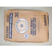 General Mills Untreated Fine Ground Stone Ground White Whole Wheat Flour, 50 Pound -- 1 each.