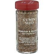 Morton and Bassett Cumin Seed, 2 Ounce -- 3 per case