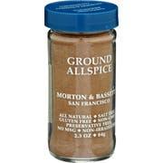 Morton and Bassett Ground Allspice, 2.3 Ounce -- 3 per case