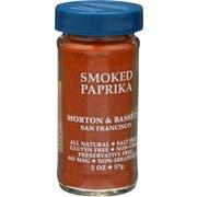 Morton and Bassett Smoked Paprika, 2 Ounce -- 3 per case