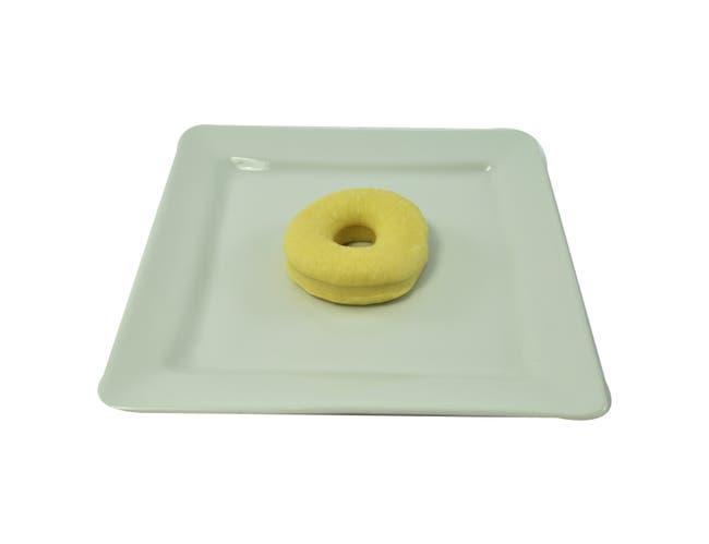 Pillsbury Yeast Raised Tender Taste Plain Donut Mix, 50 Pound -- 1 each.