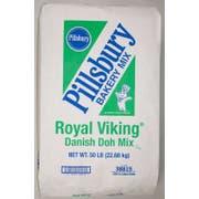 Royal Viking Danish Dough Mix, 50 Pound -- 1 each