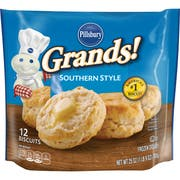Grands Southern Style Biscuits, 25 Ounce -- 12 per case.