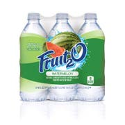 Fruit2O Natural Watermelon Purified Water Beverage, 16 fluid ounce -- 24 per case