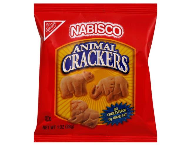Nabisco Animal Cracker, 1 Ounce -- 48 Case