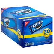 Oreo Sandwich Cookies - Sleeve Pack, 2.4 Ounce -- 120 per case.
