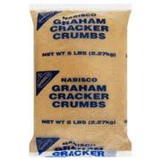 Nabisco Graham Cracker Cookie Crumbs Meal -- 10 Pound