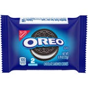 Oreo Cookies 2 Packs Of 120 Per Case, 0.78 Ounce Each